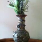 dragon vase